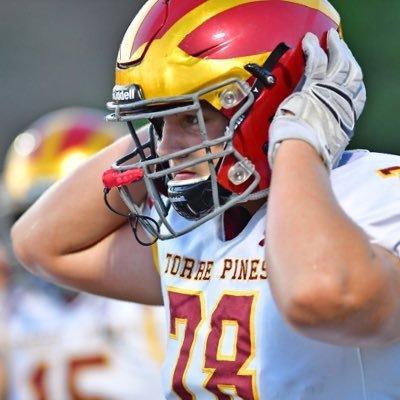 Torrey Pines High School - OL Brian Driscoll