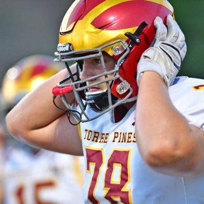 Torrey Pines High School - OL Brian Driscoll