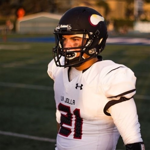 La Jolla High School - RB Noa Marquez