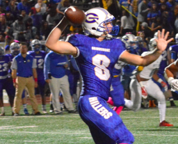 Grossmont High School - QB Jamie Odom