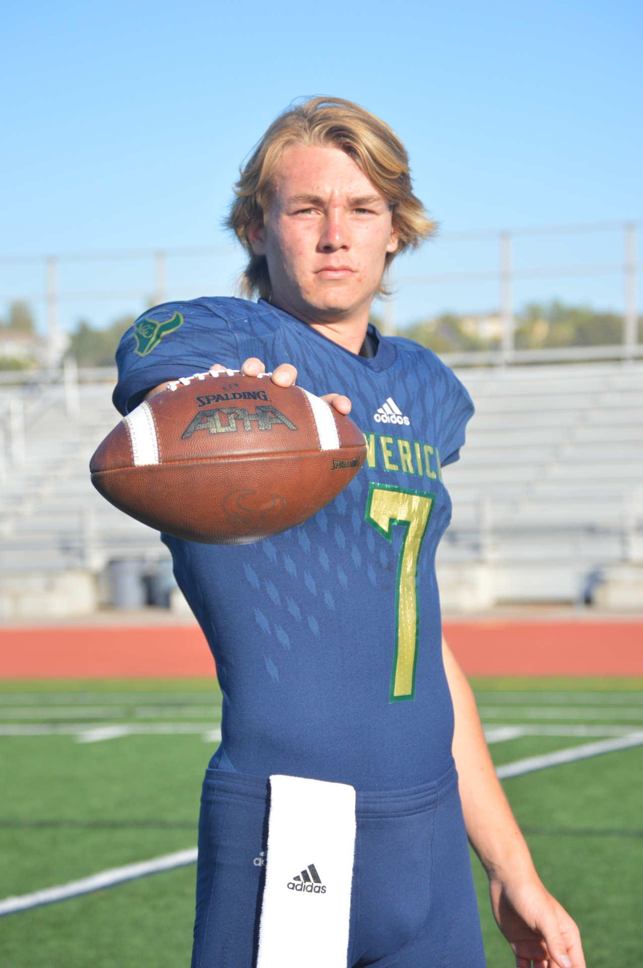 La Costa Canyon High School - QB Marshall Eucker