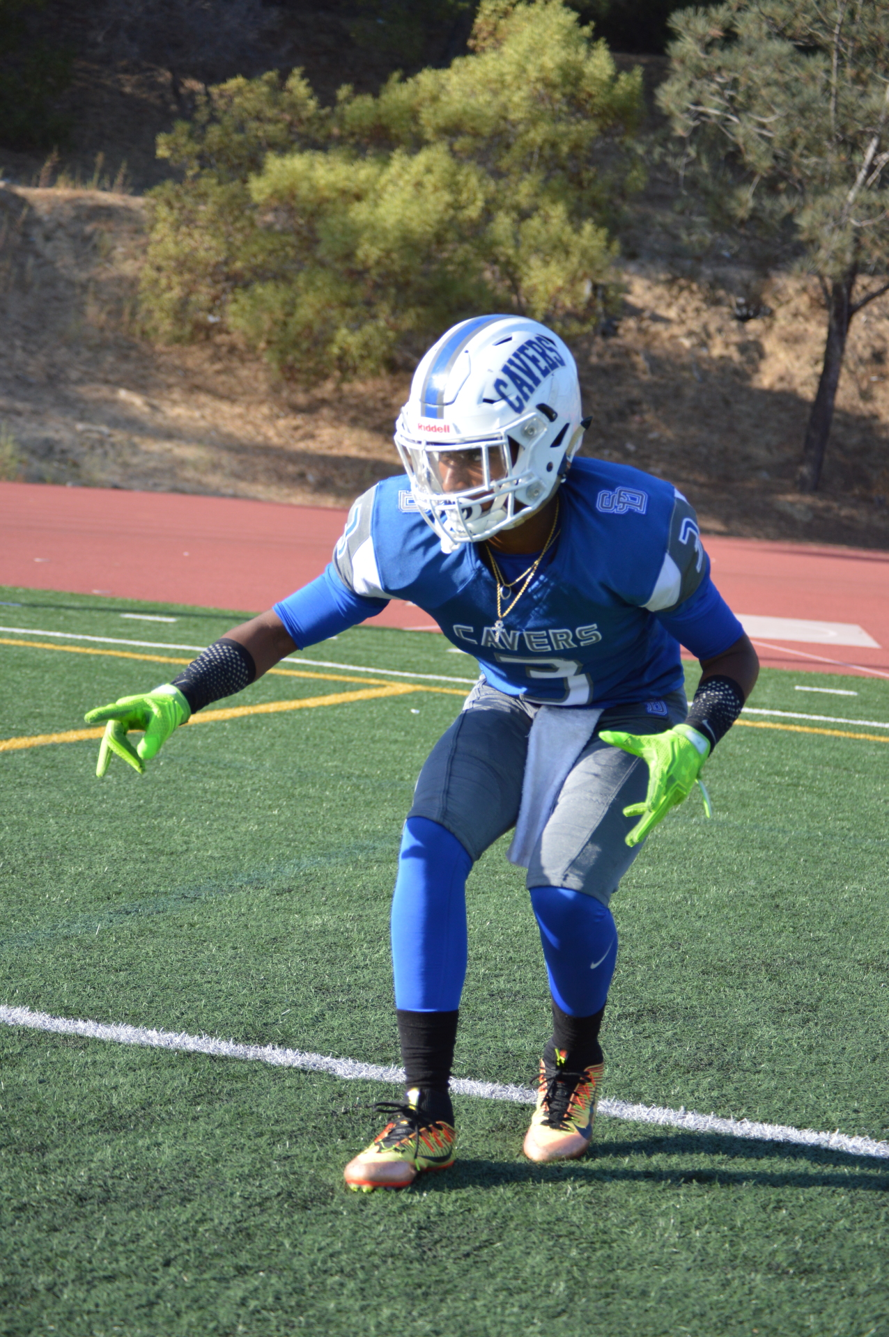 San Diego High School - Athlete Jayden Wickware
