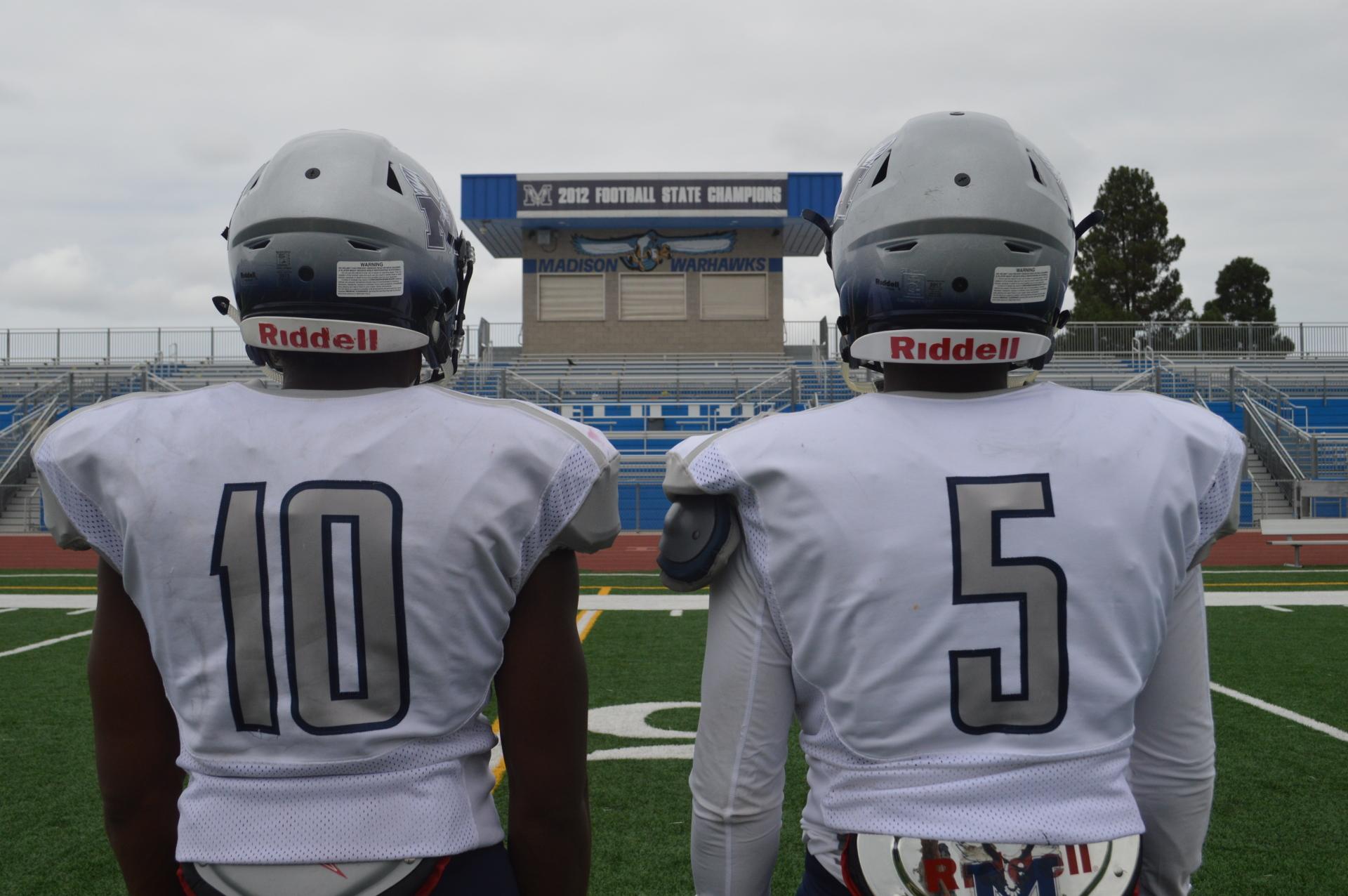 Madison High School - Athlete Daniel Stokes