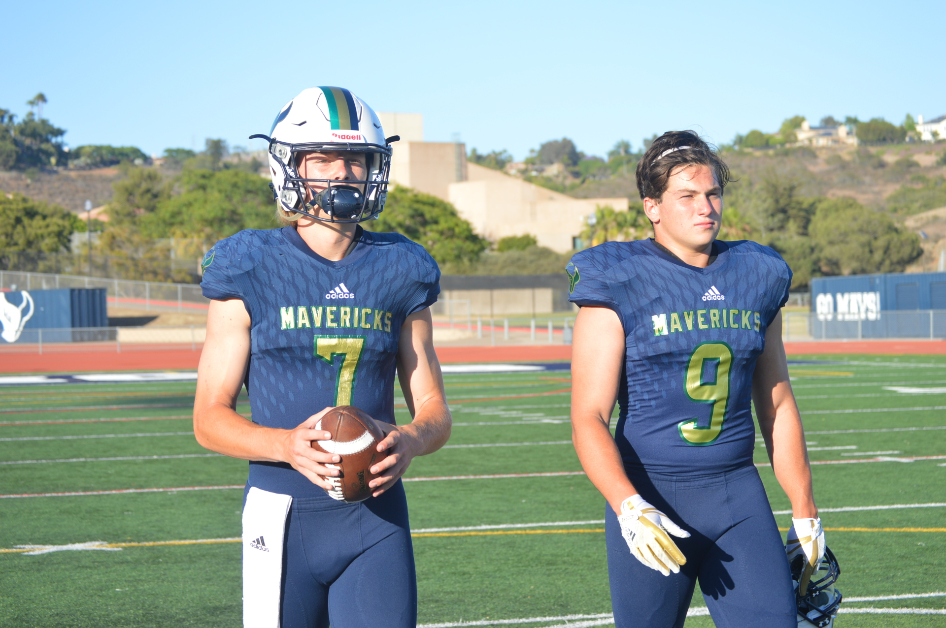La Costa Canyon - QB Marshall Eucker