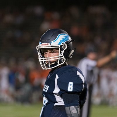 Granite Hills - QB Chris Ostreng