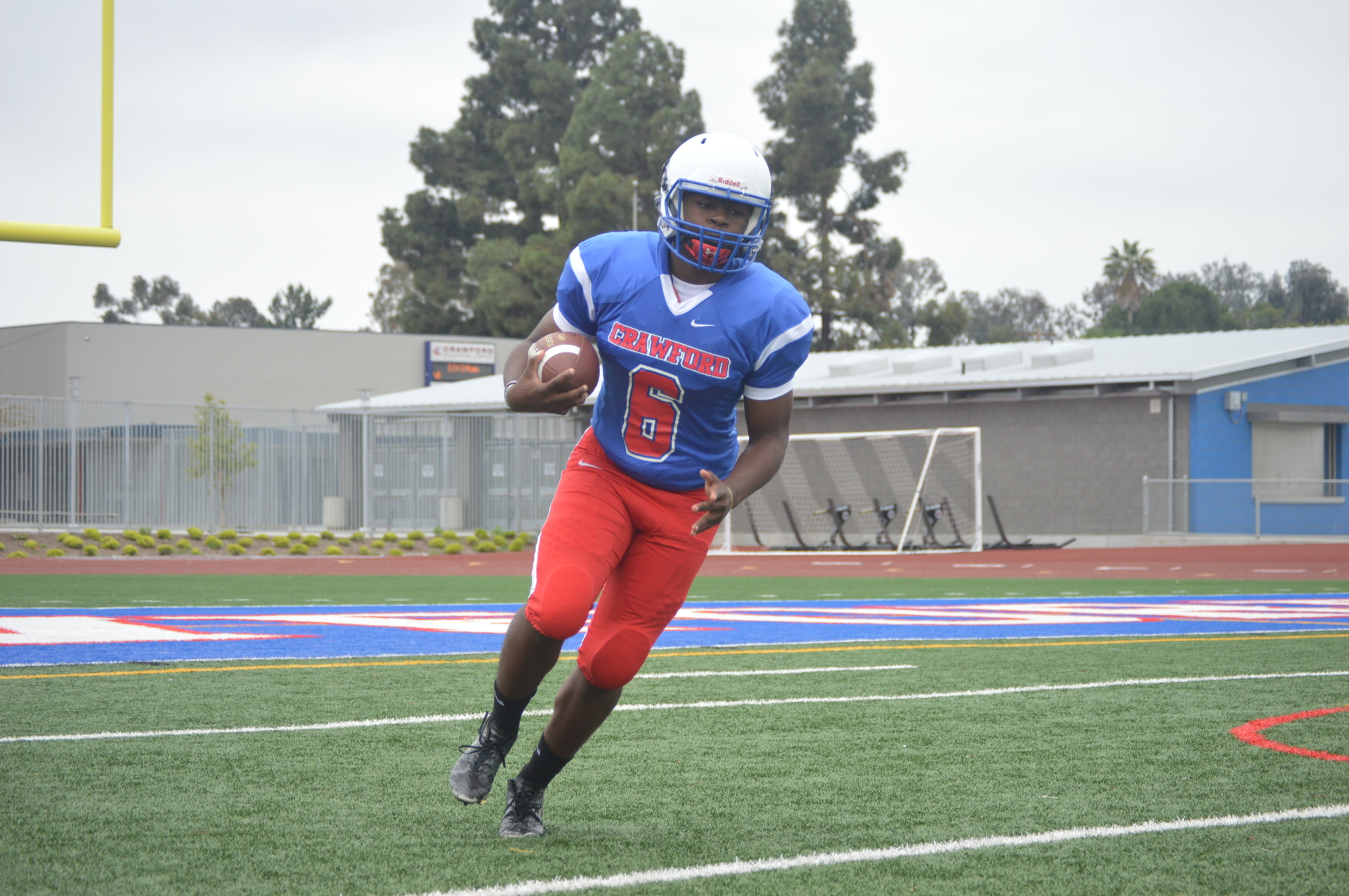 Crawford High School - MLB- RB Marlow Jenkins