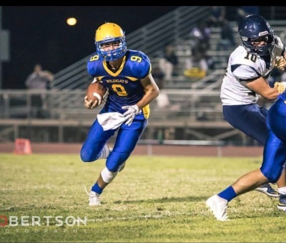 Brawley High School - LB Casey Kline