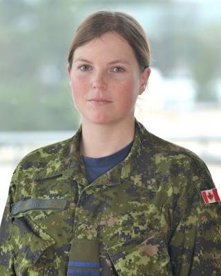 Capt Mandy Landolt