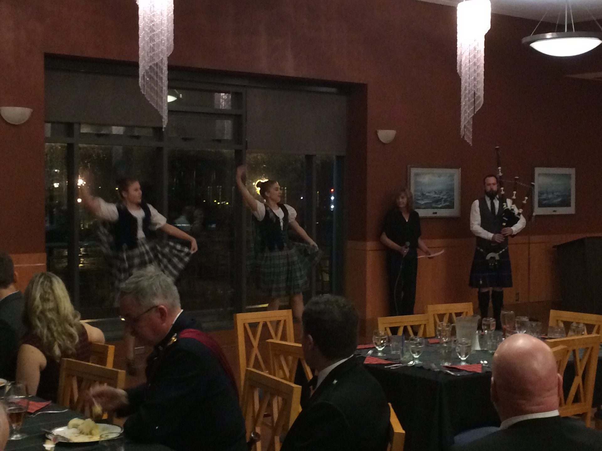 Bon Accord Highland Dancers