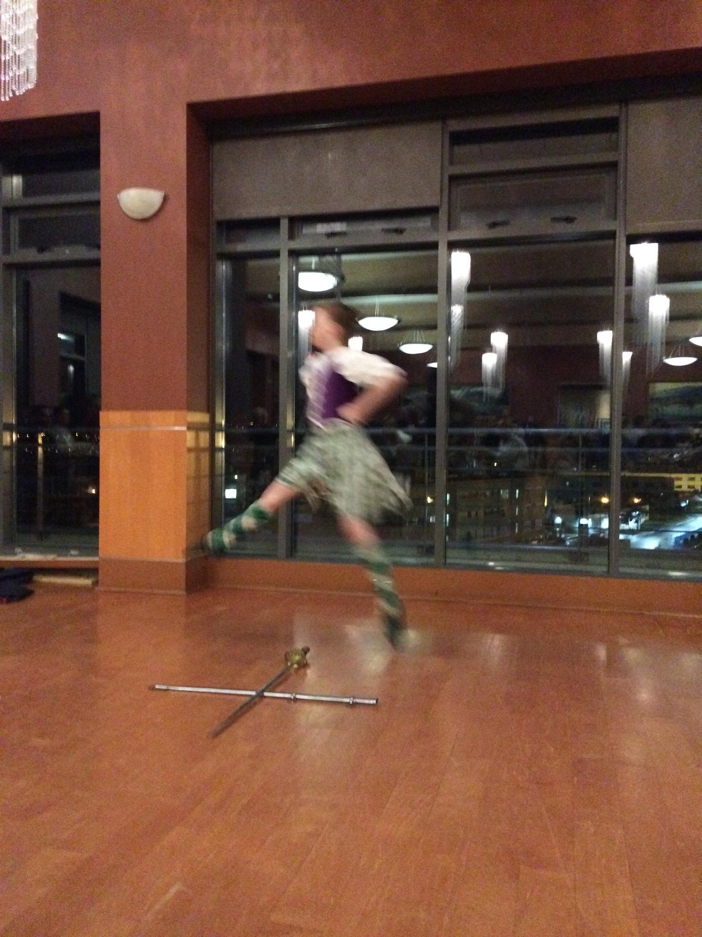 Bon Accord Highland Dancers