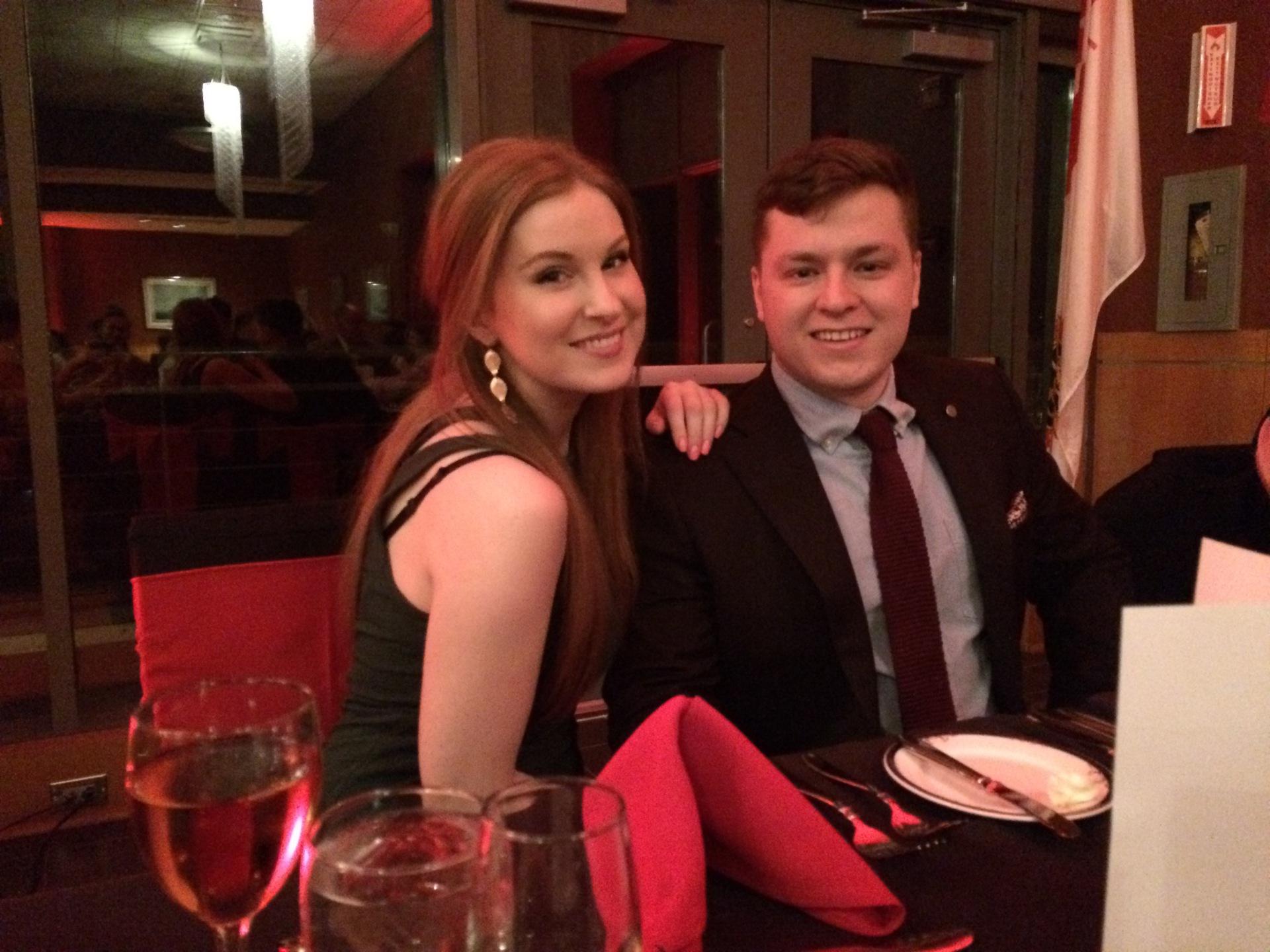 Lt Tyler Beaton & Ms. Emma Byrnes