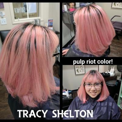 Pulp Riot haircolor