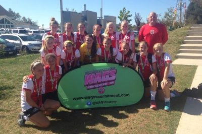 Finalist in WAGS U15 Cup Division