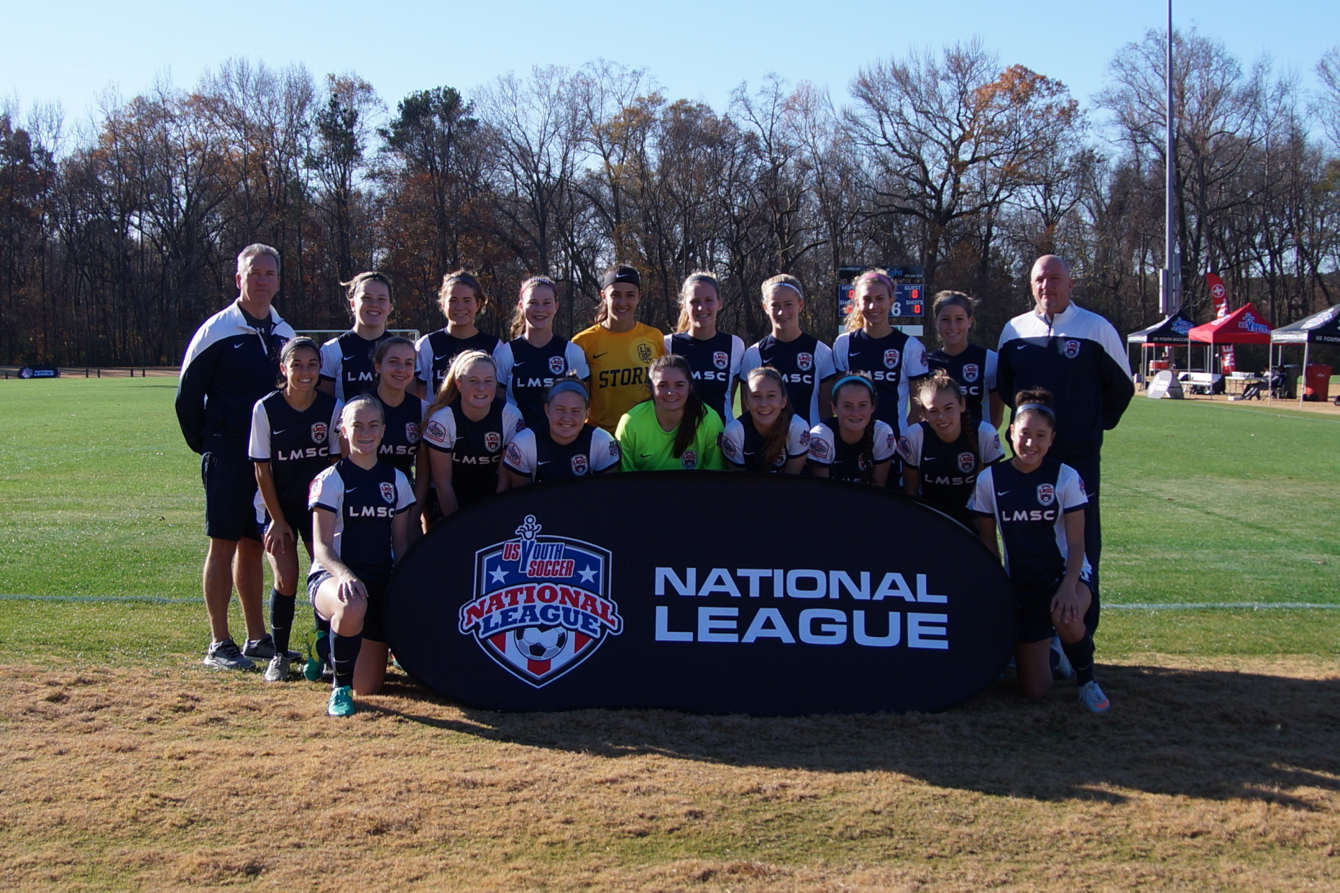 National League - Kickoff in North Carolina