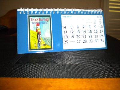 This year's calendar