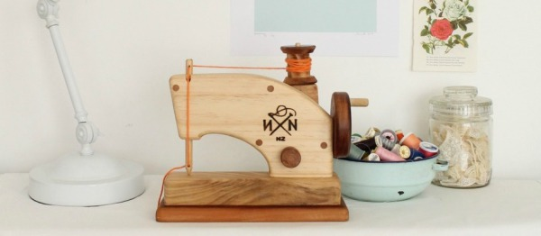needle and nail wooden toys