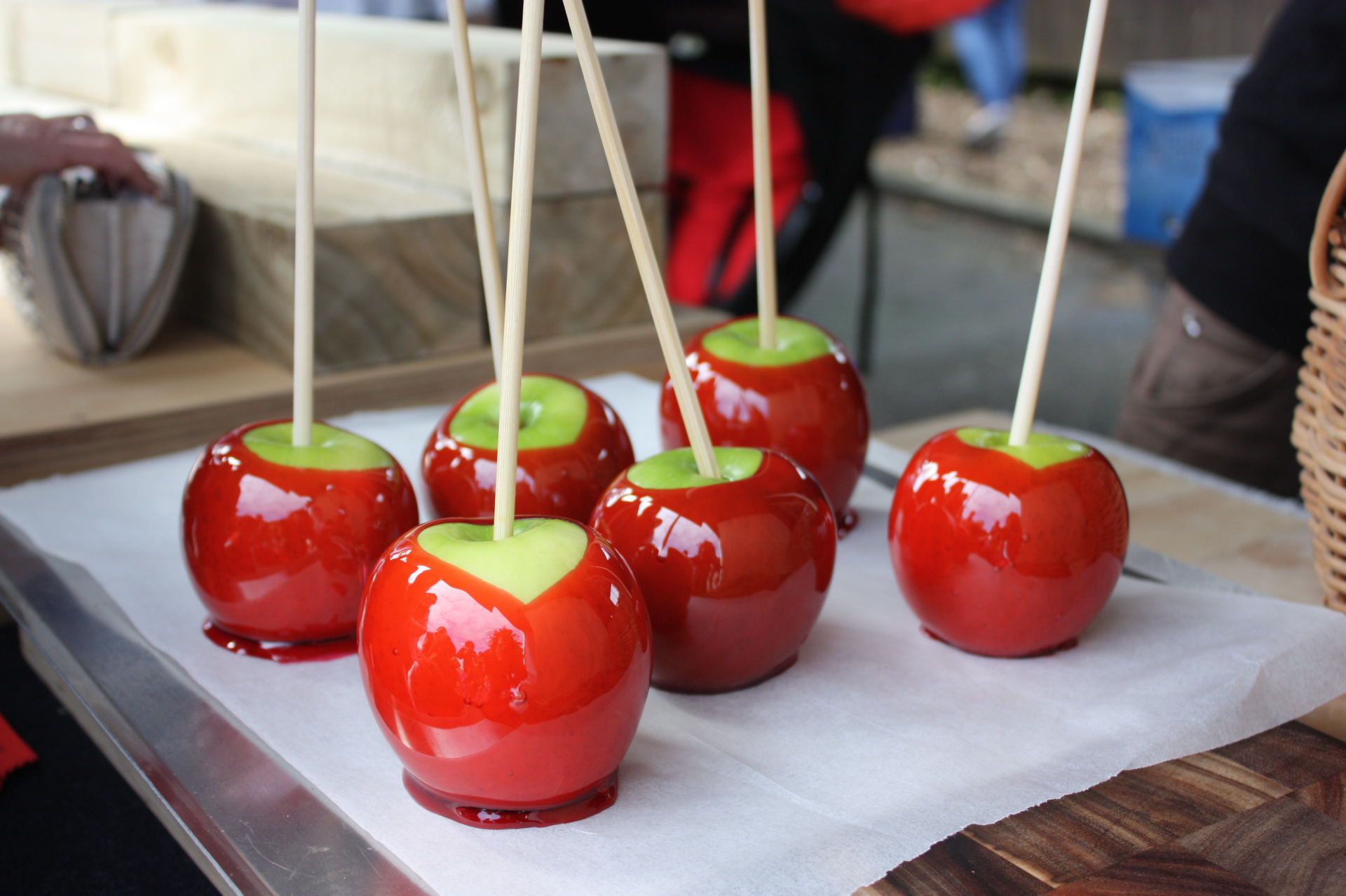 Candy Apple traditional sweets