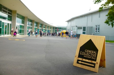 General Collective Market - ASB Showgrounds