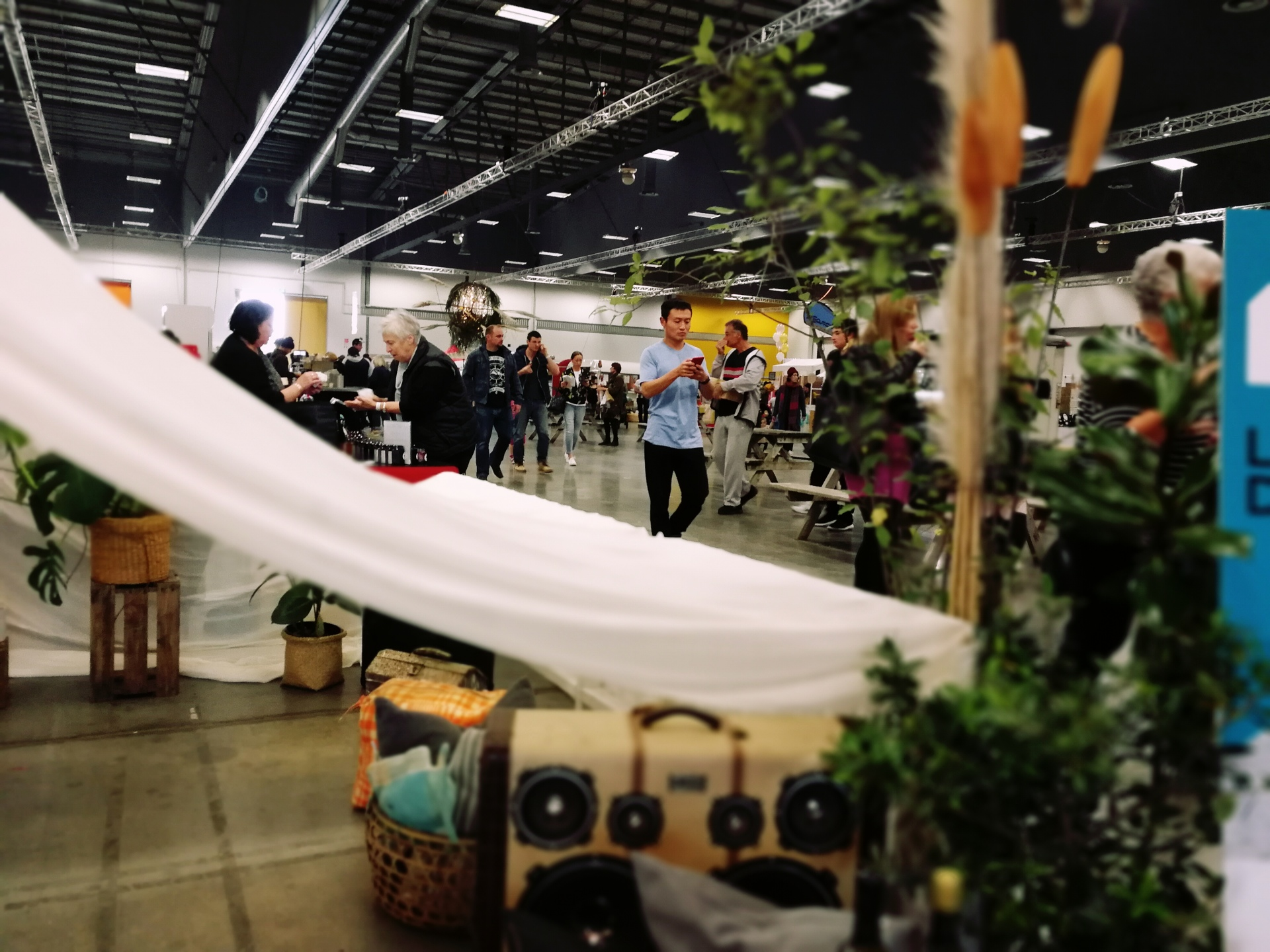 Photos from the recent General Collective Lifestyle & Design Market