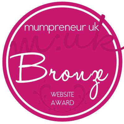 Mumtrepeneur website award