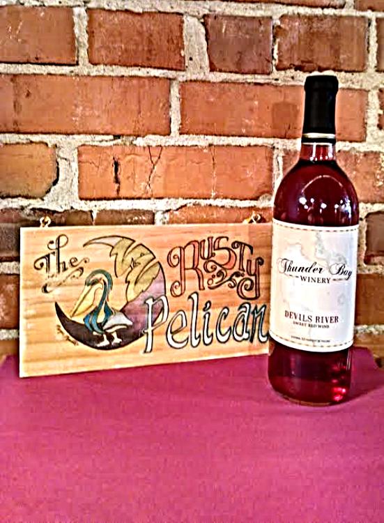 Award wining Michigan Wines