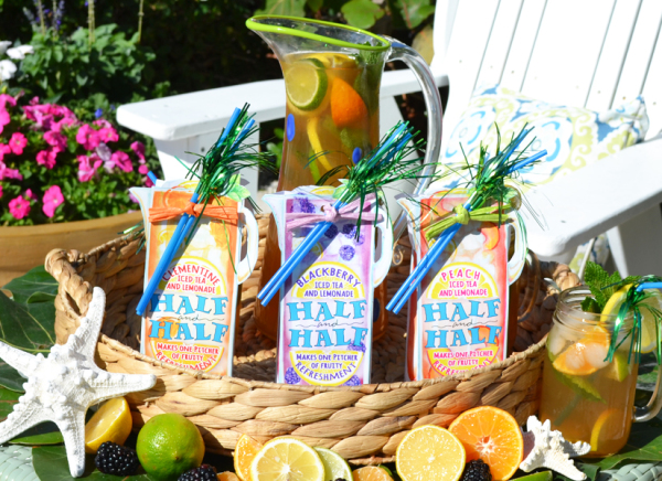 Try these delicious drink mixes