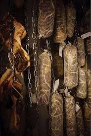 Trealy Farm Charcuterie.