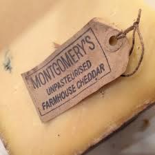 Montgomery's Cheddar.