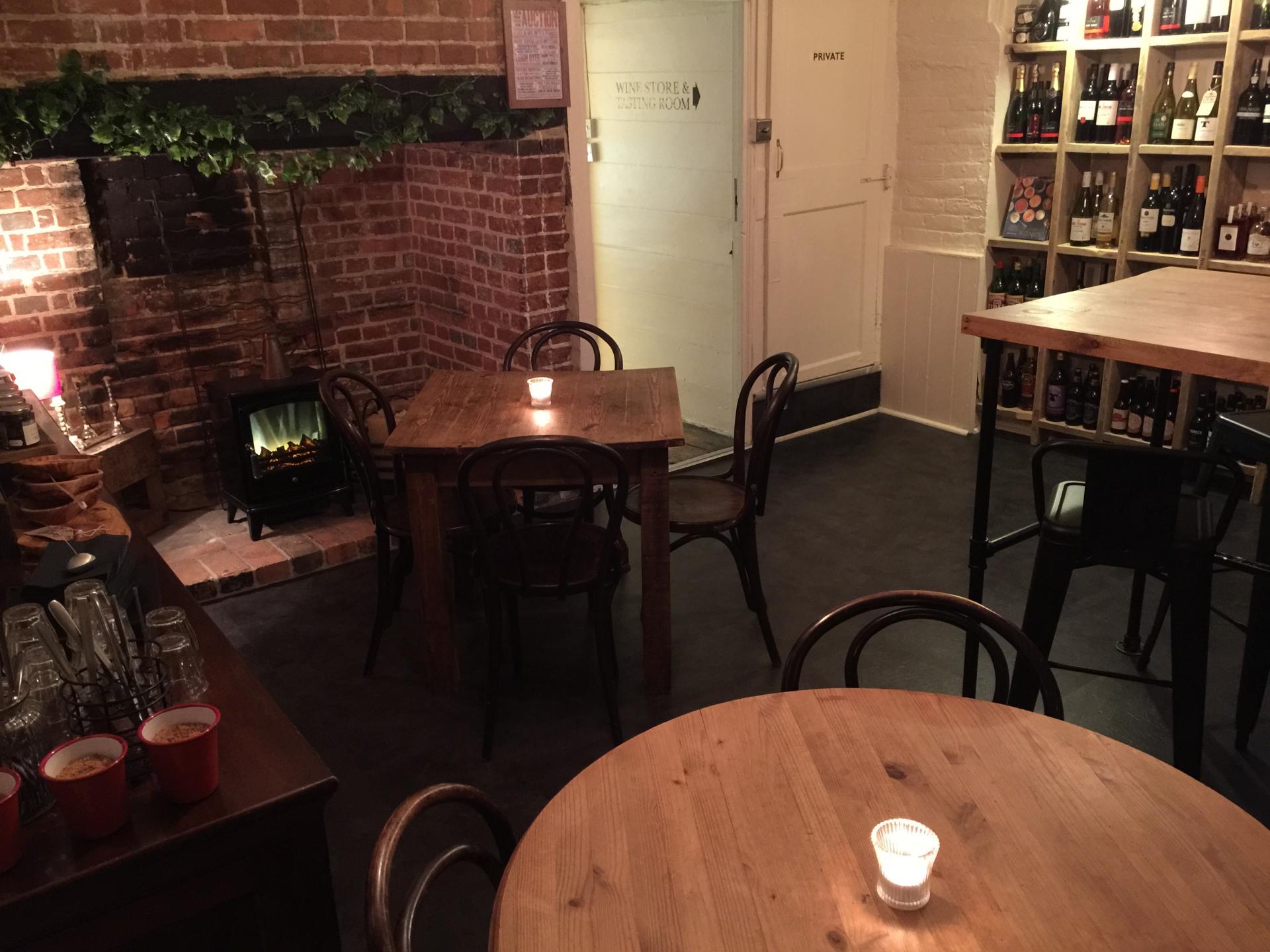 Penbuckles Tasting Room.