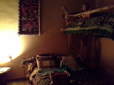 Day 20 - Waking up in Ollantaytambo