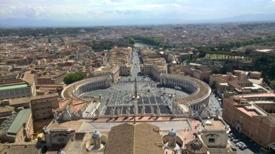 Day 52 - Catacombs to Cupola