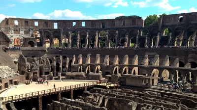Day 54 - When in Rome...