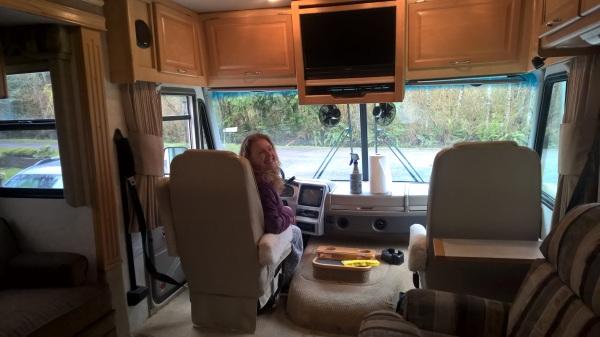 Retreat Forward: A.R.T. (American Road Trip)