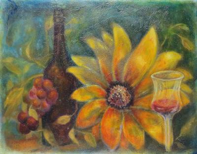 Wine in Flora