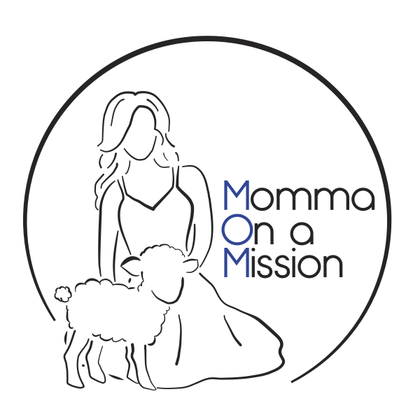 Momma On a Mission logo