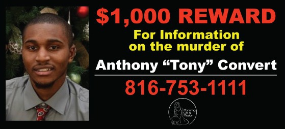 Anthony Convert $1000 Reward