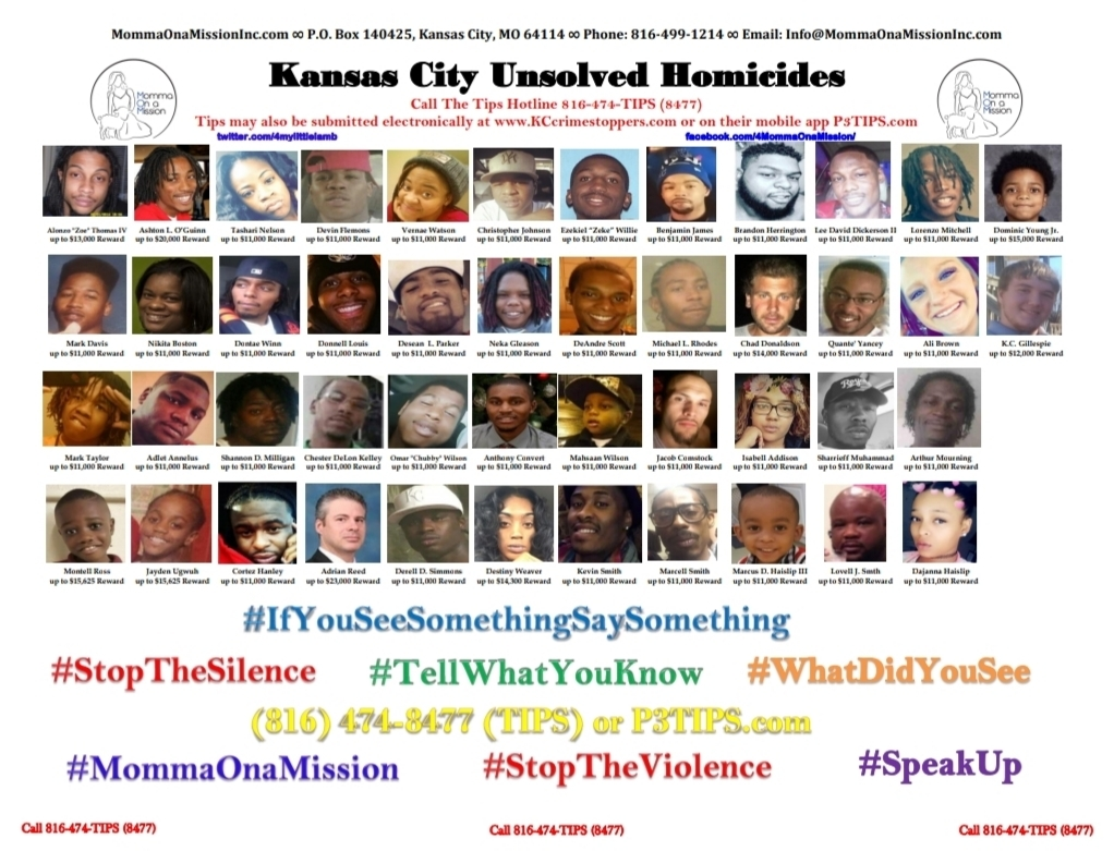 Kansas City Unsolved Homicide