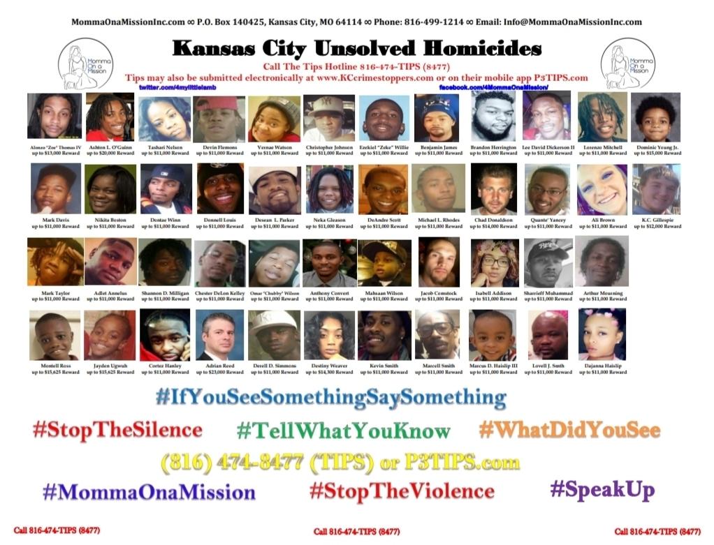 Kansas City Unsolved Homicide