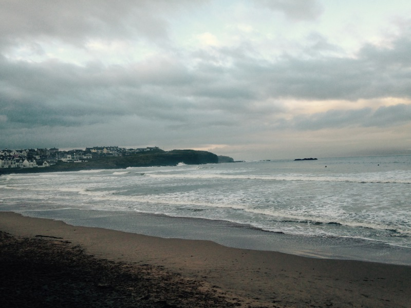 Portrush West Strand 2nd January 2016