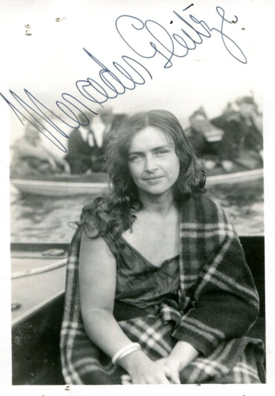 Mercedes Gleitze - A brief summary of a simply outstanding woman's life