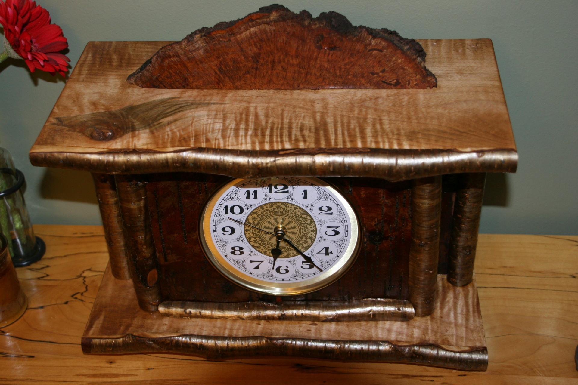 Top View of Clock/Urn