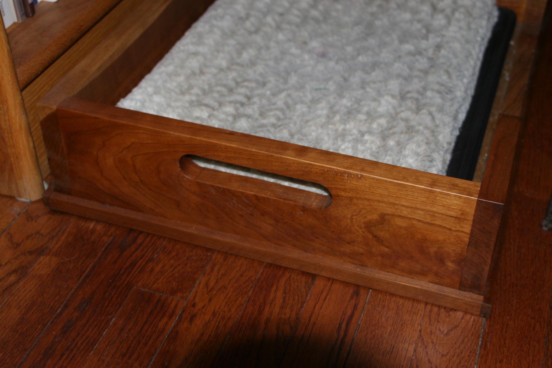 Cherry Dog Bed