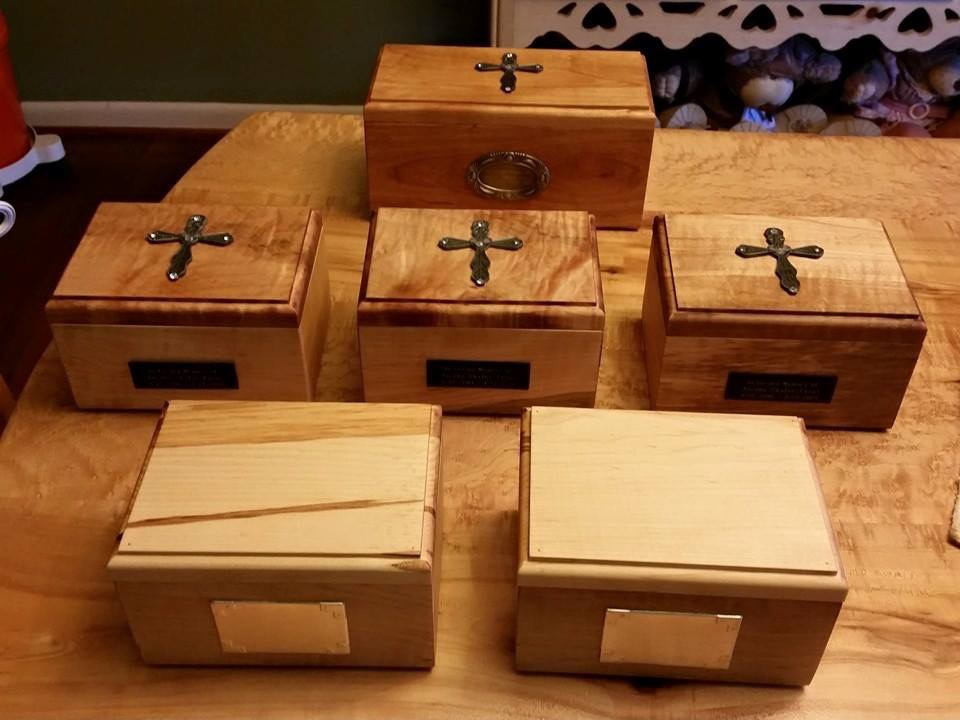 Cremation Boxes