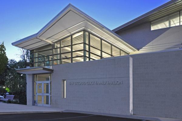 Pavilion Entrance
