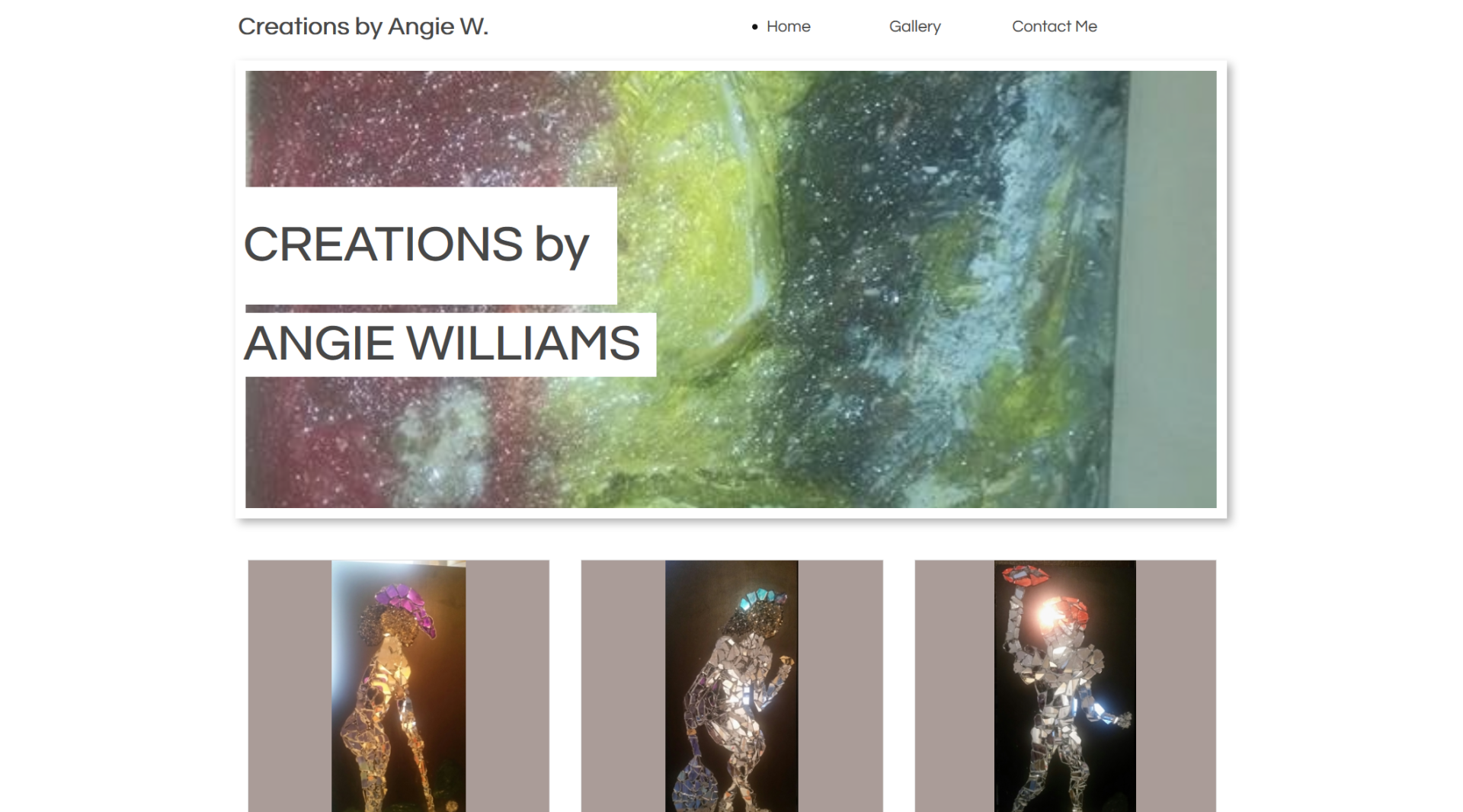 Creations by Angie Williams