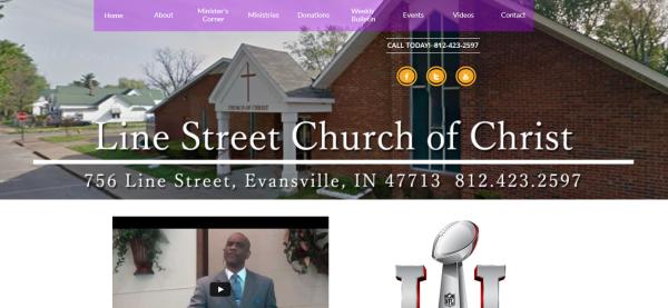 Line Street Church of Christ