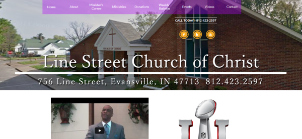 Line Street Church of God