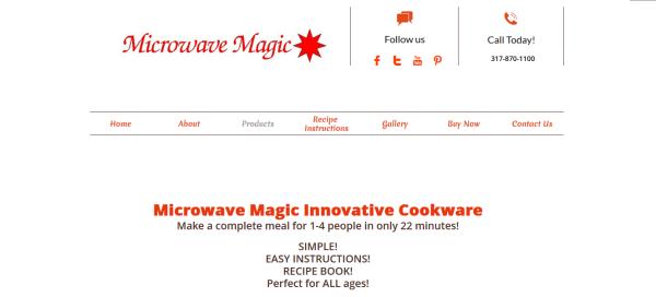 Microwave Magic
