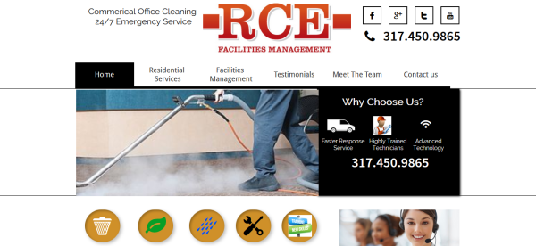 RCE Facilities Management