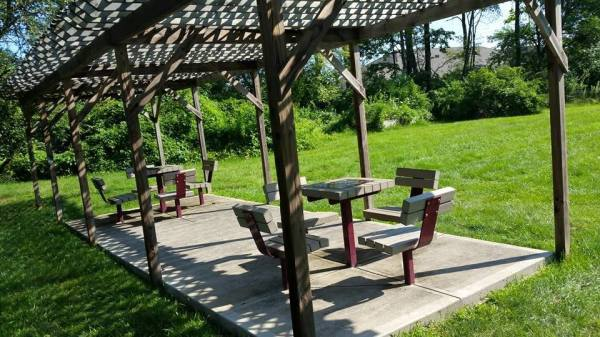 Outdoor Pavilion Space